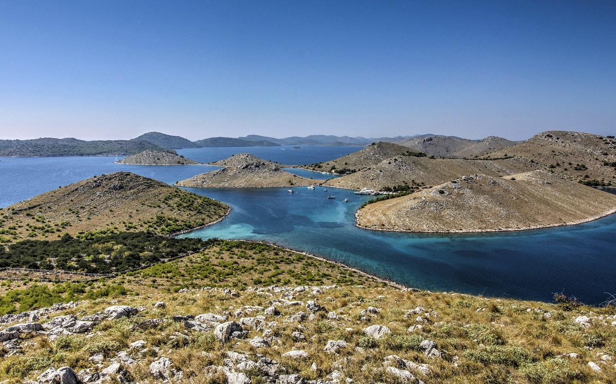 Nationalpark Kornati, Kroatien