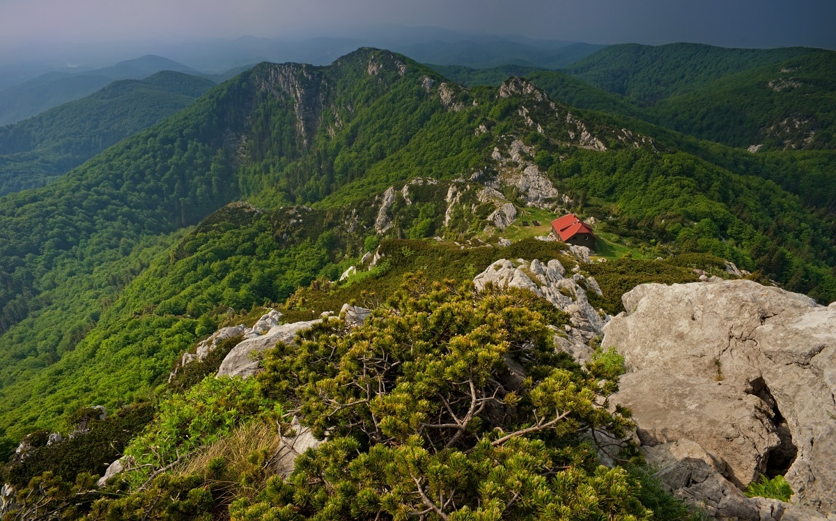Nationalpark Risnjak, Kroatien