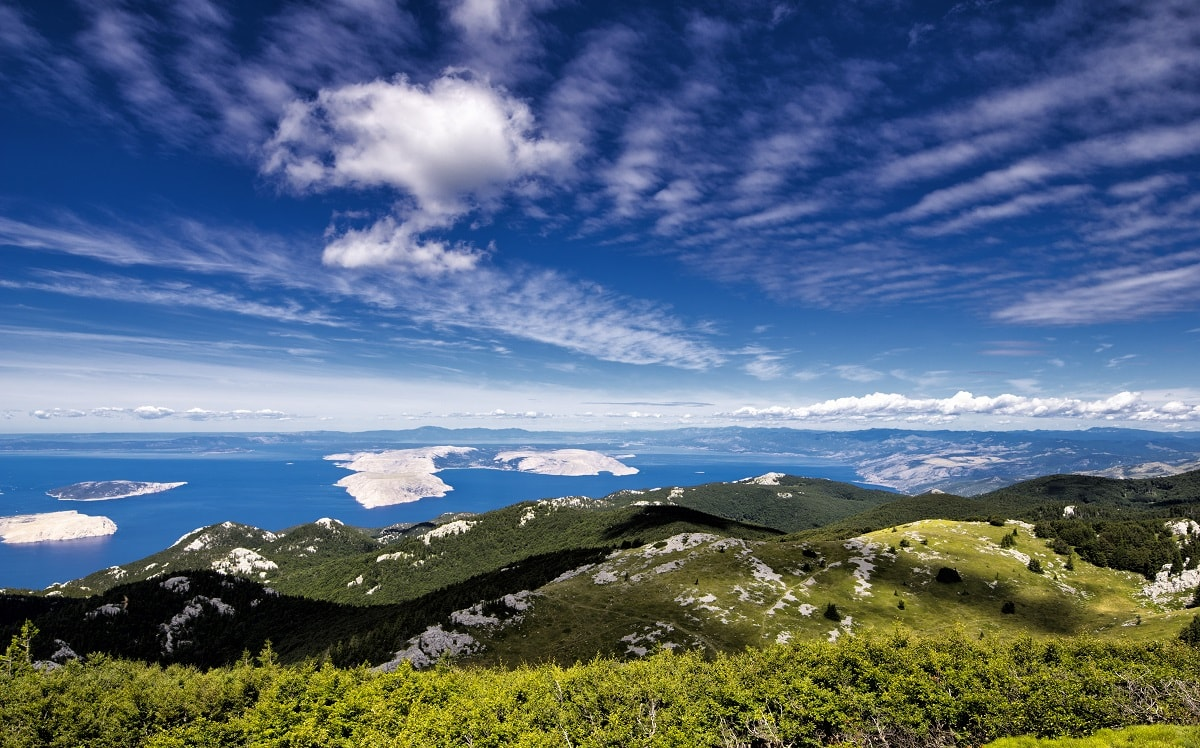 Nationalpark Nord Velebit, Kroatien